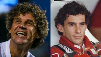 Gustavo Kuerten revela encontra com Ayrton Senna