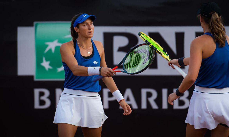 Cirurgia faz Luisa Stefani abandonar Roland Garros