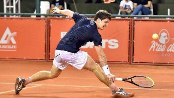 Thiago Wild perde na estreia do Challenger de Buenos Aires