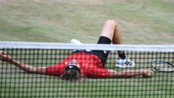 Alexander Zverev é eliminado no ATP 500 de Halle