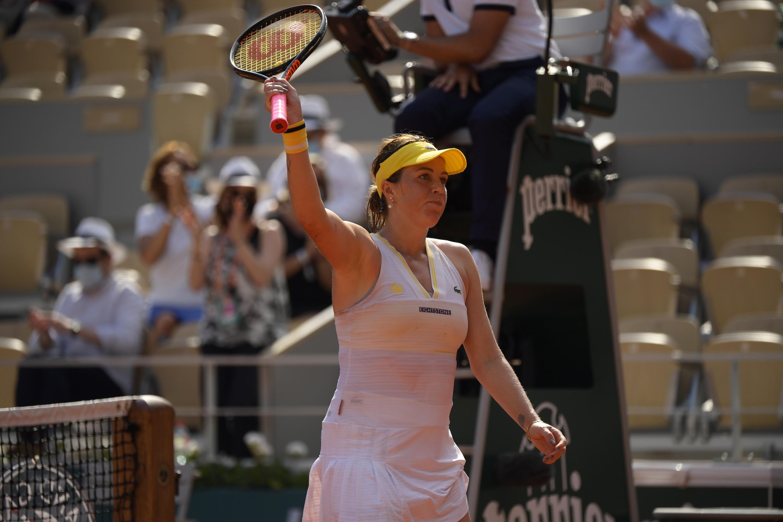 Anastasia Pavlyuchenkova vence jogo tranquilo e faz final em Paris