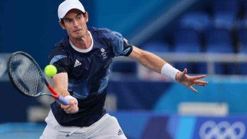 Andy Murray desiste da chave de simples e foca nas duplas