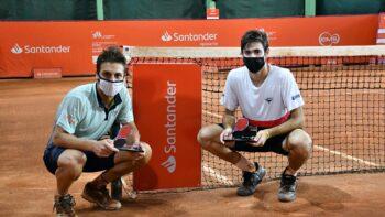 Heide e Boscardin conquistam o título de duplas em Recife