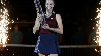 Anett Kontaveit conquista o WTA 500 de Ostrava