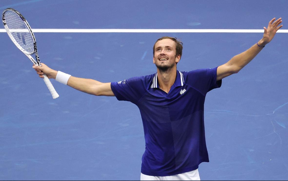 Medvedev vence o US Open e coloca fim ao sonho de Djokovic