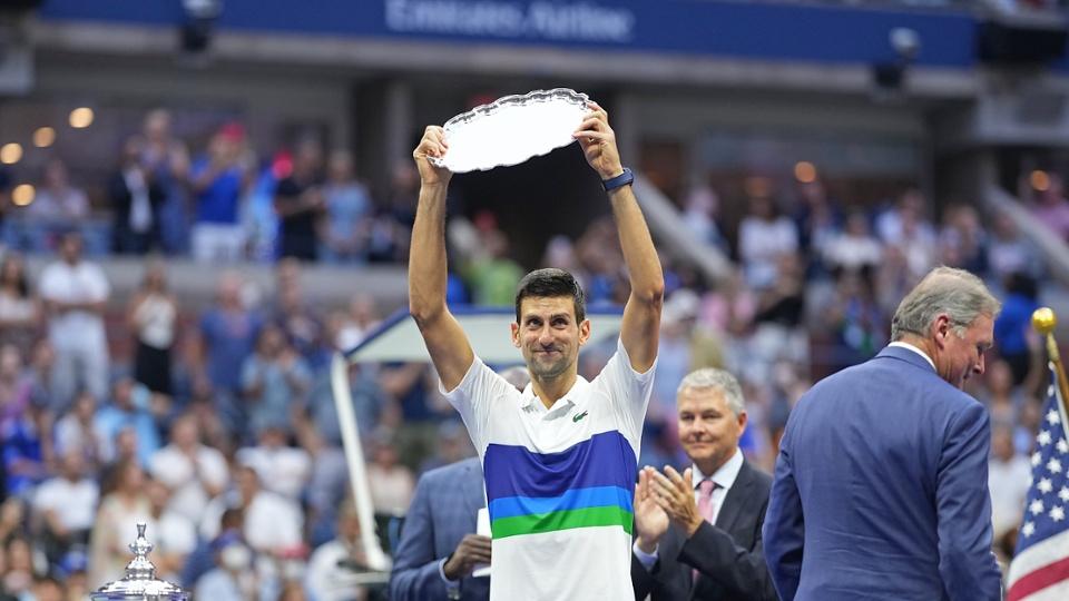Djokovic destaca o apoio do público