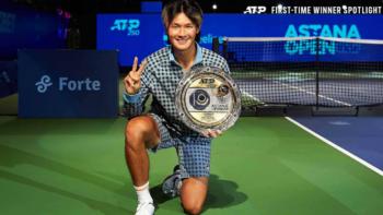 Soonwoo Kwon conquista título no Cazaquistão