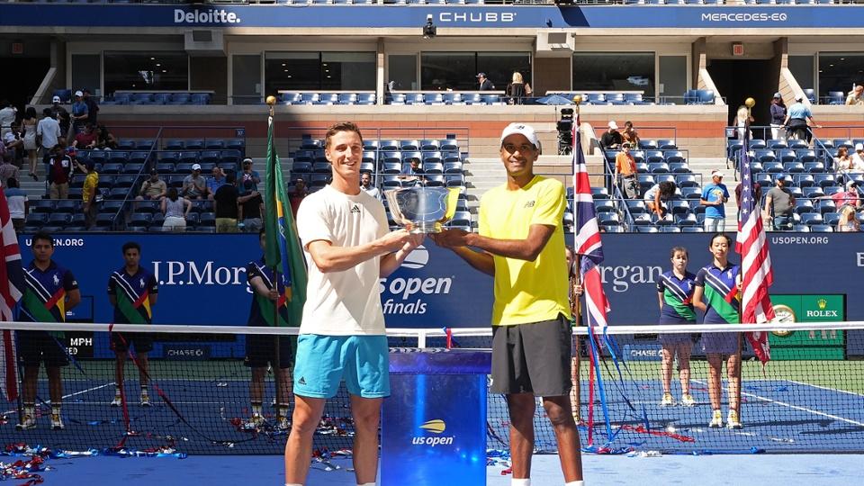 Soares e Murray são derrotados na final do US Open