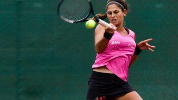 Carol Meligeni surpreende cabeça 1 e alcança as semifinais em em Lima